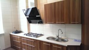Wyposażenie kuchni w świetlicy Ochotniczej Straży Pożarnej w Miłakowie