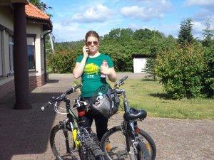 Zdjęcia i reportaż z rajdu rowerowego w dniach 13-15.06.2014 r.