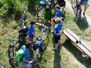 Z POMOSTEM – zdrowo, rowerowo