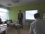 """Szkolenie w ramach działania ,,Małe projekty"""" oraz ,,Odnowa i rozwój wsi"""""""