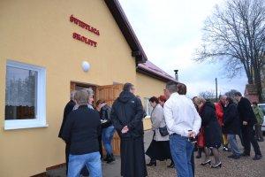 """""""Rozbudowa i modernizacja budynku użyteczności publicznej świetlicy wiejskiej w Skolitach"""""""