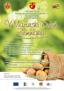 V Mazurski Dzień Ziemniaka