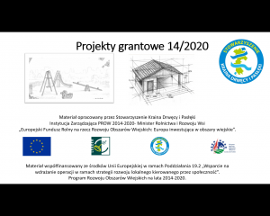 Prezentacja dotycząca konkursu 14/2020