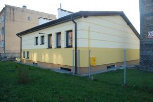 Adaptacja i wyposażenie budynku po byłej kotłowni na świetlicę wiejską w Zawrotach