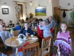 zakończenie projektu_w kawiarence U Smolejów